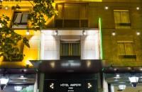 Hotel Ampère Paris 75017