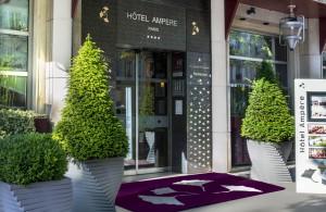 hôtel avec parking à Paris